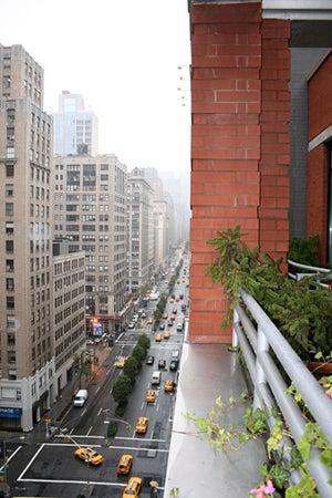 Hotel Giraffe Terrace