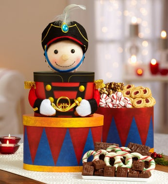 Toy Soldier Sweets Tower