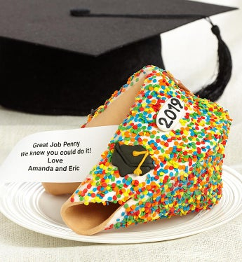 Personalized Gigantic Graduation Fortune Cookie