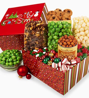 The Popcorn Factory® Merry Christmas Sampler