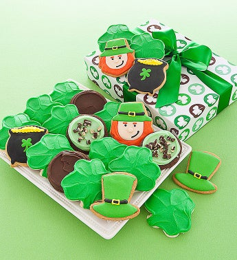 Cheryl's St Patricks Day Fancy Treats Asst