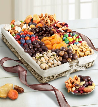 Premium Select Sweet  Savory Snack Tray
