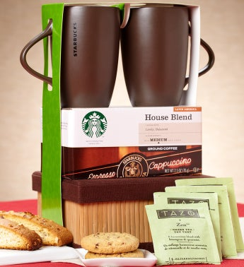 Starbucks® Warm Wishes Mug Gift
