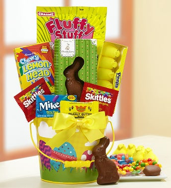 Easter Fun Sweets & Treats Pail