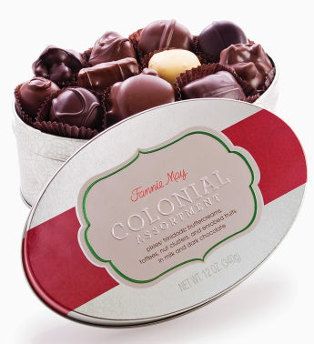 Fannie May® Colonial Chocolate Gift Tin
