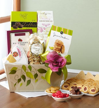 Glorious Gardens Sweets Box