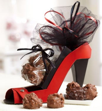 Pretty Women Fudge Love® & Truffles Gift