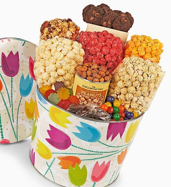 The Popcorn Factory® Tulips Snack Asst