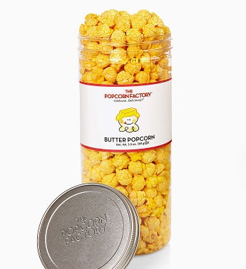 Popcorn Factory Butter Canister 3.5 oz
