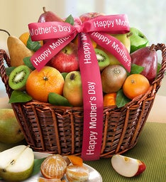 Mother's Day Premier Orchard Fruit Basket