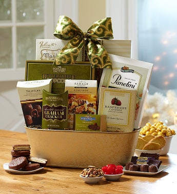 Sweet Selections Gift Basket