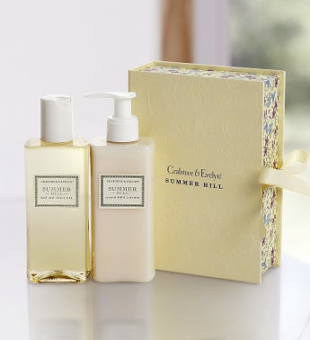 Crabtree & Evelyn® Summer Hill® Perfect Pair
