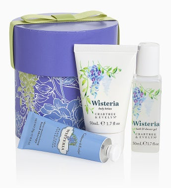 Crabtree & Evelyn® Wisteria Mini Hat Box
