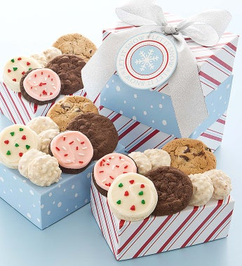 Cheryl's Holiday Cheer Cookie Bundle