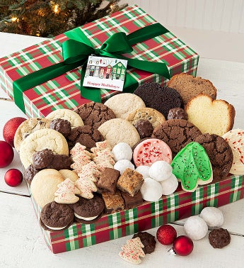 Cheryl's Warm Wishes Bakery Assortment Box - LG