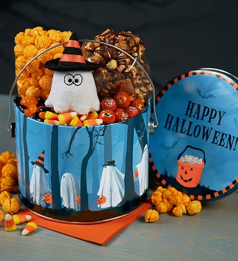 The Popcorn Factory® Trick or Trees Fun Pail