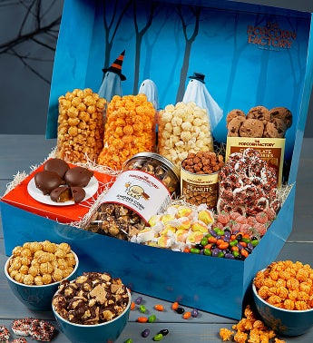 Popcorn Factory® Trick or Trees Snacker's Gift