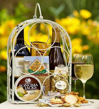 Divine Wine Rack 2 Bottle Wine Gift
