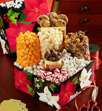 The Popcorn Factory® Winter Floral Sampler