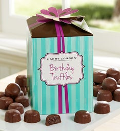 Harry London® Birthday Truffles