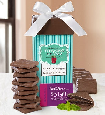 Harry London® Thinking of You Fudge Mint Cookies