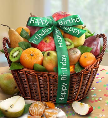 Fruit Baskets Delivery | Gourmet Fruit Gifts | 1800Flowers