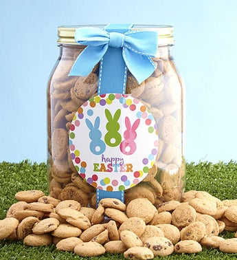 Happy Easter Chocolate Chip Cookie Jar