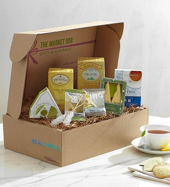 Tea For You Market Box by Real Simple®