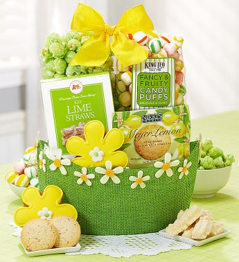 Summer Sweets Gift Basket