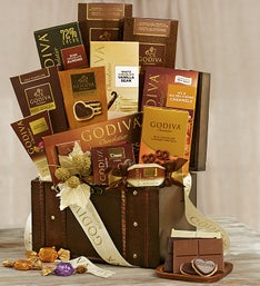 Luxury Godiva Chocolates Trunk