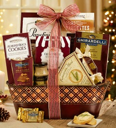 Season's Best Sweets & Savories Gift Basket