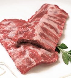 Stock Yards® Baby Back Ribs - Uncooked