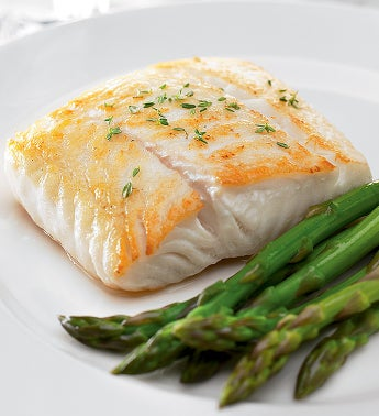 Alaskan Halibut Filets - Stock Yards®