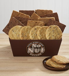 No Nut Nation Nut Free Chocolate Lover's Basket