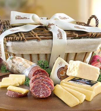 how to make a gluten free gift basket