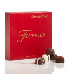 Fannie May Chocolate Truffles 16pc  - gluten free