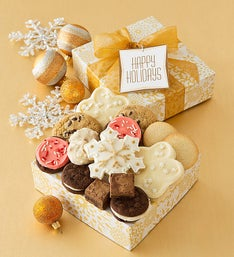 Cheryl's Elegant Holiday Treats Box