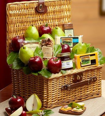 Fruit & Cheese Gift Hamper
