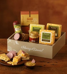 Harry and David® Sausage & Cheese Gift Boxes