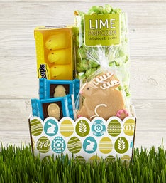 Hoppy Easter Sweets & Treats Basket