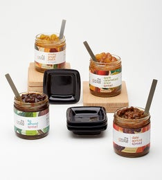 Gracious Gourmet Spreads & Servers Gift Set