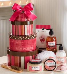 Pamper Her Spa Tower