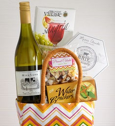 Sip and Celebrate Wine & Gourmet Tote
