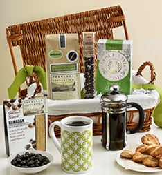 Coffee Connoisseur French Press Hamper