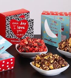 Sandra Magsamen Designed Popcorn Cards, set of 3