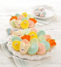 Cheryl's Easter Frosted Cut-Outs