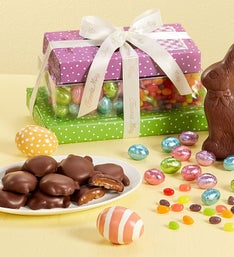 Fannie May® Easter Quartet Tower