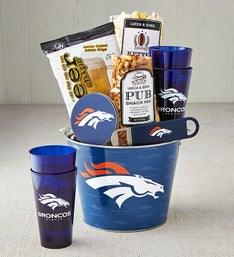 NFL Licensed Tailgate Time Snack Set