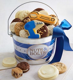 Cheryl's Nuts & Bolts Treats Pail