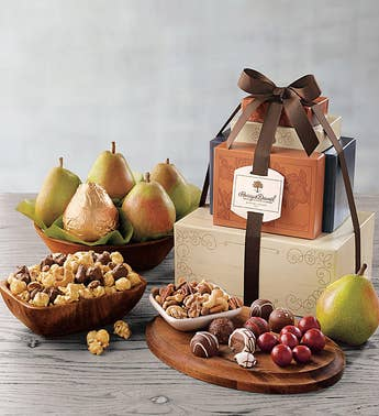 Harry & David® Signature Tower of Treats® Gift